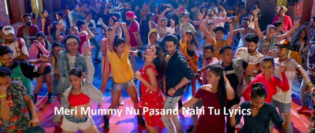 Meri-Mummy-Nu-Pasand-Lyrics